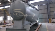 china alibaba nova vinda usado de cimento a granel caminhão tanque