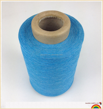 open end dyed blended cotton yarn waster