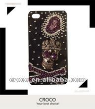 2012 CROCO bling mobile phone hard case