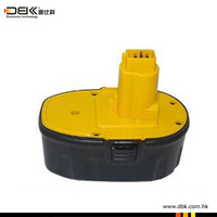 Power Tool Battery for DEWALT 18V DC212