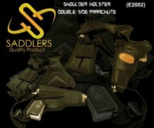 Shoulder Holster Double Side Parachute