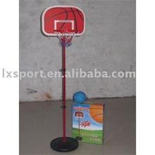 plastic basketball stand