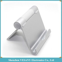 Aluminum alloy tablet holder / stand for Mobile Phone and Tablet