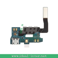 for samsung charging connector ,charging port flex cable for samsung galaxy note 2 i605 ,t889 ,i317 ,n7100