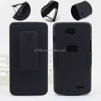 new product hard case holster kickstand belt clip case for HUAWEI Ascend 2 M865