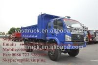 FOTON Mini 4x4 Dumper Truck