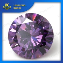 The factory wholesale cheap The high quality 1.5mm gemstones amethyst
