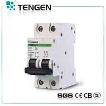 New type mcb hot sales electric air dc circuit breaker TGM65N Series 380v(440v) 63a Miniature Circuit Breaker mccb manufacturer