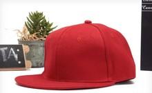 new fashion Custom Design 6 Panels snapback hats
