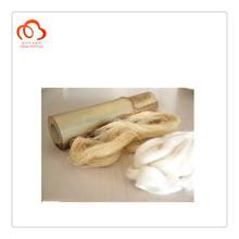 100% Natural bamboo fiber Yarn made in China