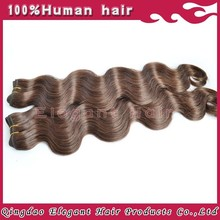 High Quality With Factory Price No Chemical Processed Human Hair Weave Can Be Flat Ironed