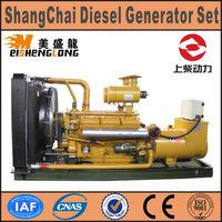 Hot sales! Good quality Shangchai dc tacho generator