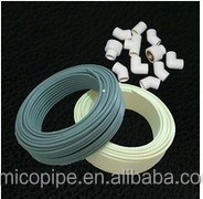 Basell Material Coiled PB Pipe and Fitting/Polybutylene Pipe Fitting