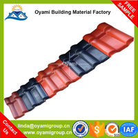 Save up to 30% discount 25 years guarantee light weight spanish tile roof for house roof