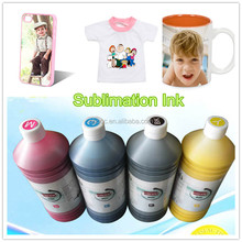 plotter sublimation ink with excellent printing effect