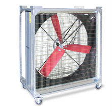 Wind Machine 45,600 m3/h 9.6 m/s (34.56 km/h) 70 Pa
