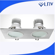 High power 12w led downlight Cree ,Led downlight TUV/UL/FCC/CE/Rohs approved ceiling light kit