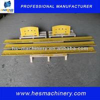 heat treated manganese steel champion motor grader parts