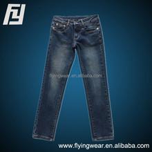 Custom Outdoor Jeans Pants for Ladies