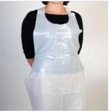 PE Material Disposable Adult bid Aprons