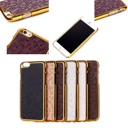 Bling bling Metal case for iphone6 plus