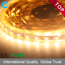 DC24/12V SMD3528 60leds IP65 Warm White Flexible led Strip Lights
