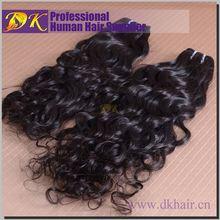 Natural hair HS Code 6703000000 Virgin brazilian virgin human hair for sale