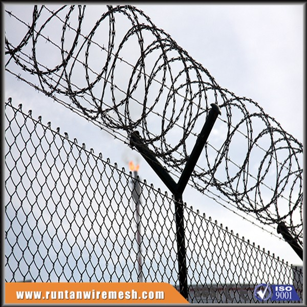 Cyclone Wire Fence Philippines With Pvc Coated Cost Per Foot - Buy ...