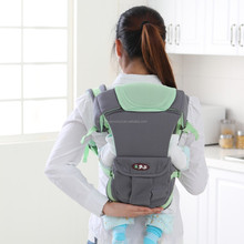 2015 hot selling!mulfunctional Eco-friendly cheap cotton baby carrier