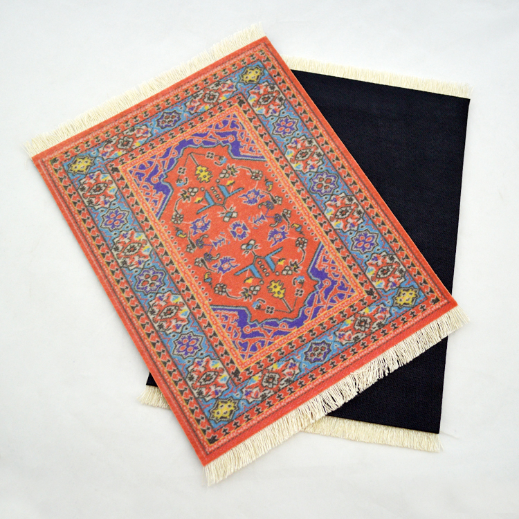 Persian Carpet Quality: High Quality Custom Oriental Persian Carpet Mouse Pad