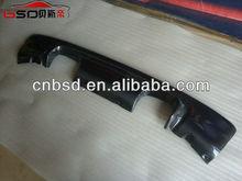 Carbon Fiber rear Lip design for 01-06 BMW E46 M3 COUPE HM style rear diffuser