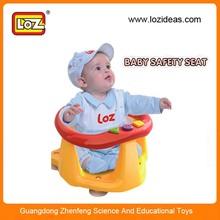 Baby Safe bañera anillo de seguridad Anti Slip asiento de silla