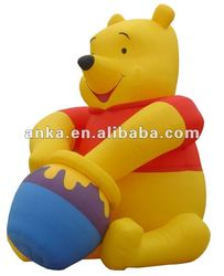Favourate2012 Inflatable Winnie Cartoon