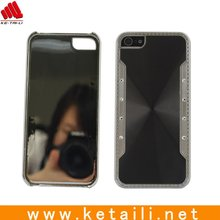 Hot Selling Mirror Mobilephone Shell For Iphone 5 (With ISO BV SGS FDA Certificate)