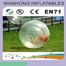 Inflatable zorb ball from direct supplier, colorful inflatable water walking roller
