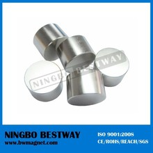 High quality ndfeb Rare earth cylinder magnets for sale