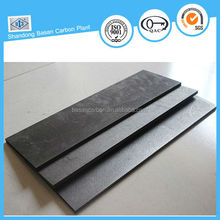 1.68g/cm3 graphite plate for plate electrode