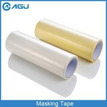 New design protecting crepe paper automotive masking tape