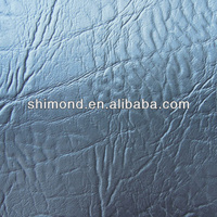 Classical Black Color PVC Material Fabric, Car Seat Leather