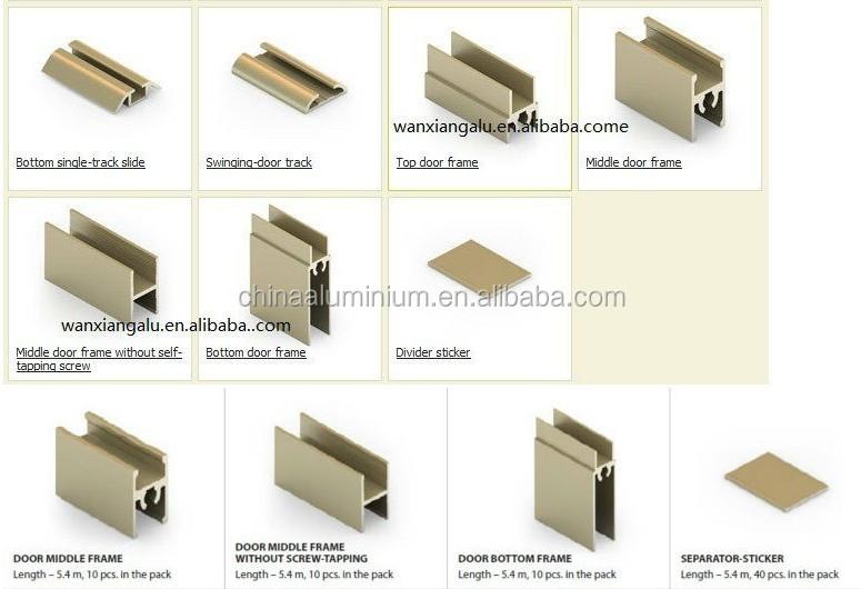 aluminium profielen groothandel