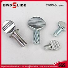 M3 cross recessed countersunk head tapping screws