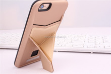 Newest Folding separate TPU case for iPhone 6s