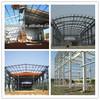 2013 designable Q345 material steel structure light building