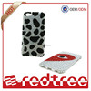 customic deluxe peal TPU mobile phone bags & case for Samsung S4