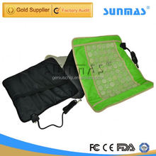 Sunmas SM9018 wholesale electronic pulse vibrating back massager handheld