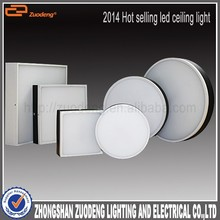 2015 new hot product led panel ceiling light /hot sale china ceiling light/round design flat led ceiling light