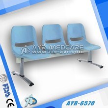 Plastic Medical Waiting Chair