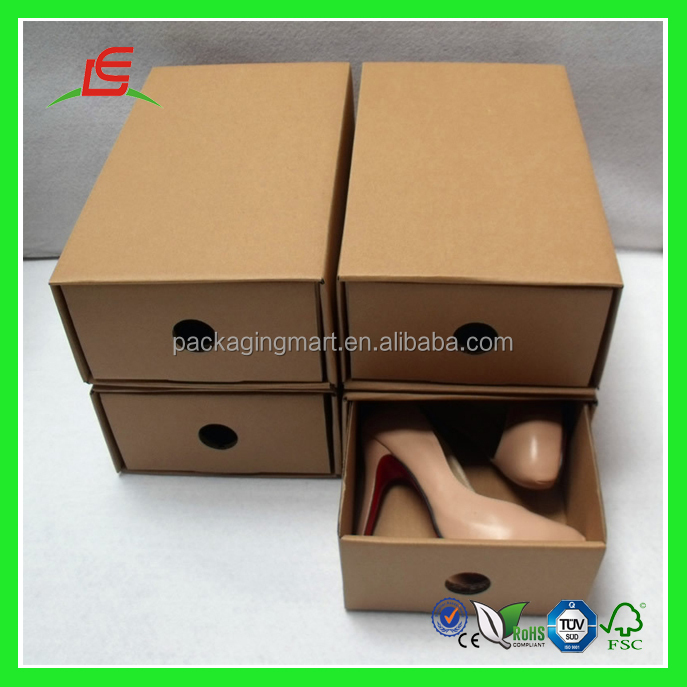 Q688 Gros Nouvelle Bo Te De Conception Unique Cheap 144cardbroad Coulissante Bo Te Chaussures