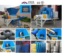 Large Two Shaft Waste Shredder/ Waste Shredding Crusher Machine for garbage