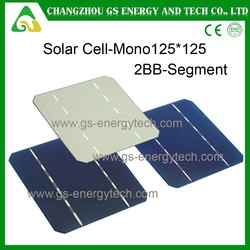 monocrystalline silicon high efficiency low price 156x156 buy solar cells
